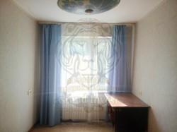 Двухкомнатная квартира, перепланированная под студию.