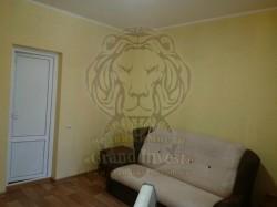 1-но комнатная квартира на  ХБК с мебелью и быттехникой