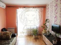 1 комнатная квартира на ХБК  с ремонтом