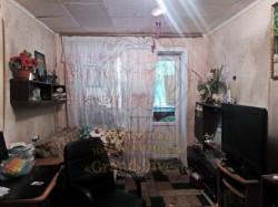 Однокомнатная квартира на ХБК в кирпичном доме.