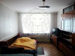 Трёхкомнатная квартира в кирпичном доме.