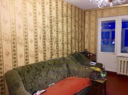 1-комнатная квартира на ХБК улучшенной планировки