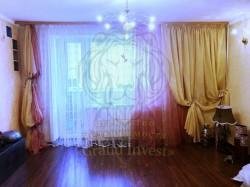 Двухкомнатная квартира с дорогим и качественным ремонтом.