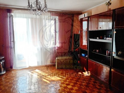 3-х комнатная на ХБК с АО