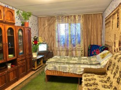 1-но комнатная квартира на 200 лет кирпич