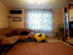 3-х комнатная квартира в кирпичной улучшенке на ХБК