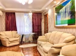 3-х комнатная квартира Автономным Отоплением