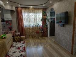 2- км квартира с ремонтом в Кирпиче с Автономным ОТП в Центре